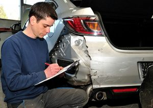 Выполнение независимой экспертизы после аварии
