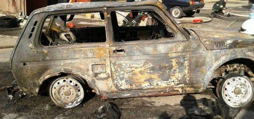 Экспертиза сгоревшего двигателя авто