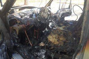 Экспертиза причин пожаров автомобилей