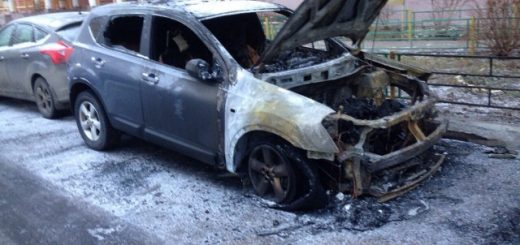 Экспертиза причин возгорания электропроводки в автомобиле