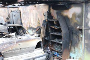 Экспертиза пожара в салоне автомобиля