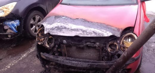 Экспертиза причин возгорания автомашины