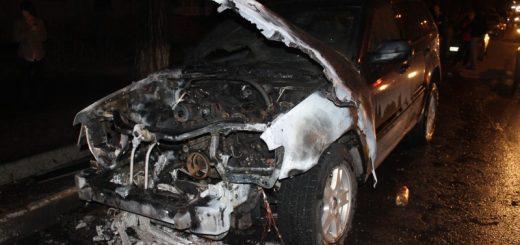 Экспертиза авто после возгорания