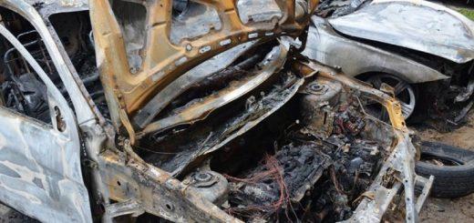 Экспертиза сгоревшего двигателя автомашины