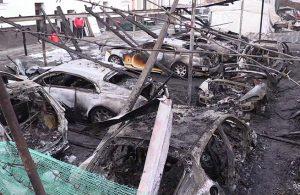 Экспертиза по установлению причин возгорания автомашины