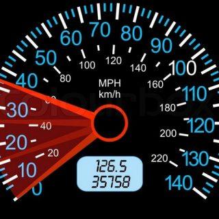Как установить скорость движения при ДТП?