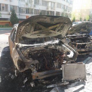 Что делать если сгорел авто?
