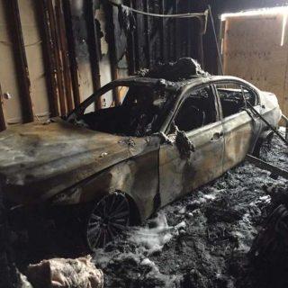 Экспертиза причина возгорания автомобилей