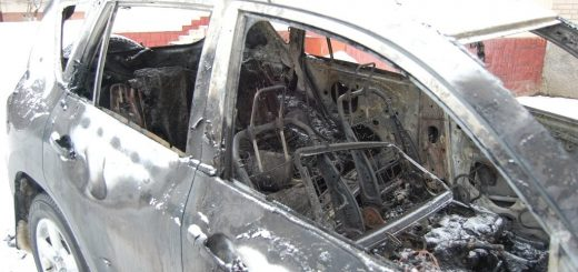 Как доказать поджог автомобиля?