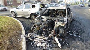 Почему сгорают автомобили?