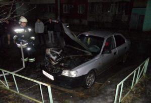 Экспертиза пожара в авто в Москве