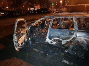 Экспертиза по установлению причин возгорания автомобиля