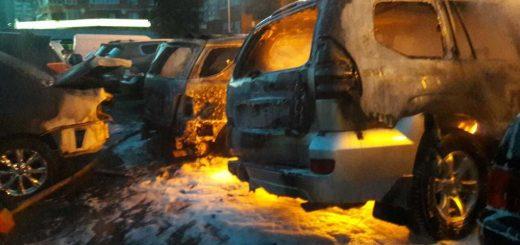 Экспертиза сгоревшего автомобиля