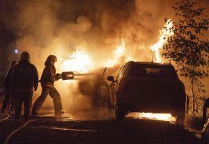 Экспертиза причины пожара в авто