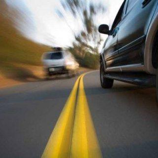 Прибор для определения скорости автомобиля