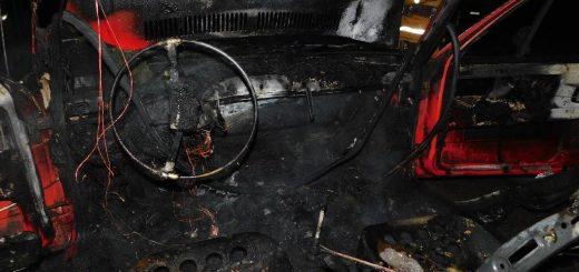 Экспертиза причин возгорание автомобиля