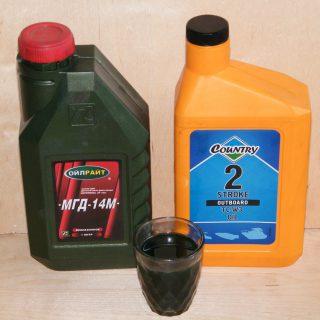 Тест полусинтетического масла