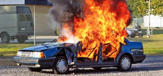 Экспертиза пожара в автомобиле в Москве