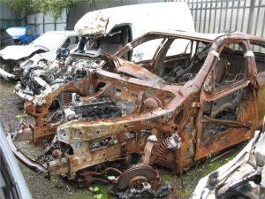 Экспертиза сгоревшего двигателя автомобиля