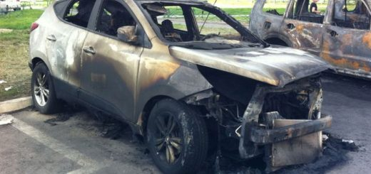 Экспертиза возгорания авто