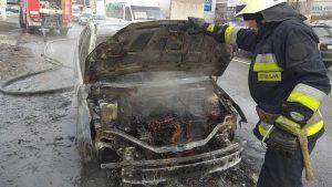 Экспертиза пожара в грузовой автомашине