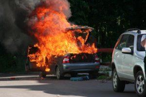 Экспертиза пожара в автомобиле