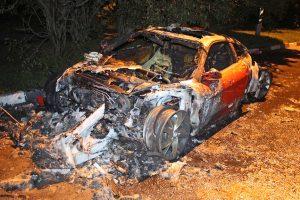 Экспертиза возгорания автомобиля