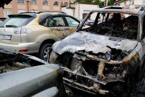Почему сгорают автомашины?
