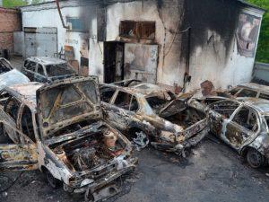 Экспертиза сгоревшего авто в Москве