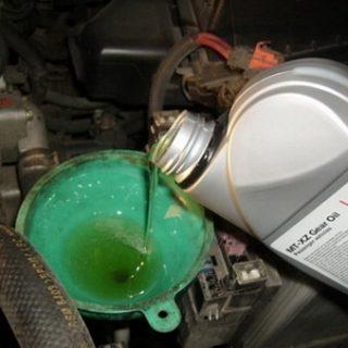 Тест масла для коробки передач
