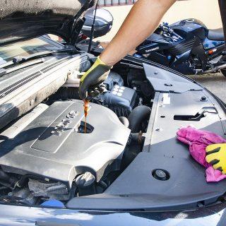 Тест полусинтетических автомобильных масел