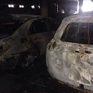 Экспертиза пожара в салоне автомашины