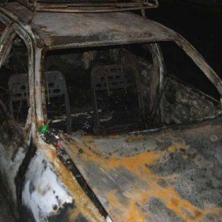 Экспертиза пожара в авто