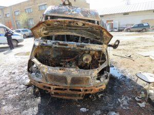 Экспертиза пожара в грузовом авто