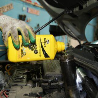 Тест масел для дизельных двигателей