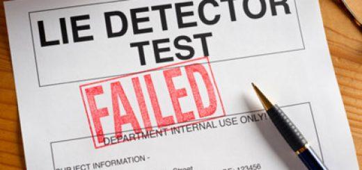 Детектор лжи тестирование